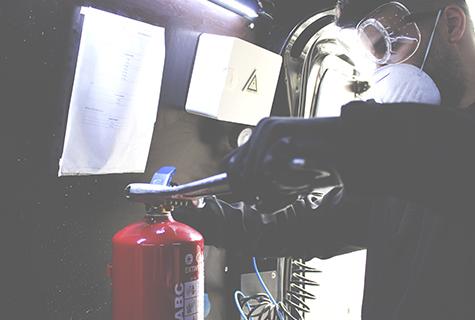 Extintores Carregados