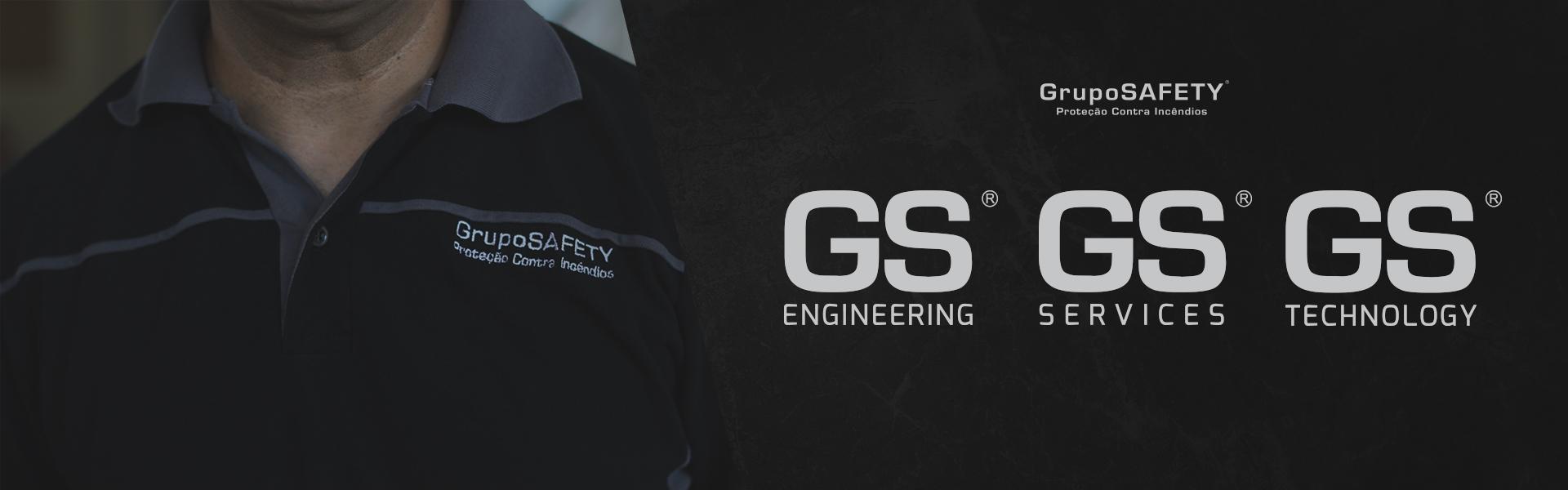 A GrupoSAFETY tem 3 marcas!