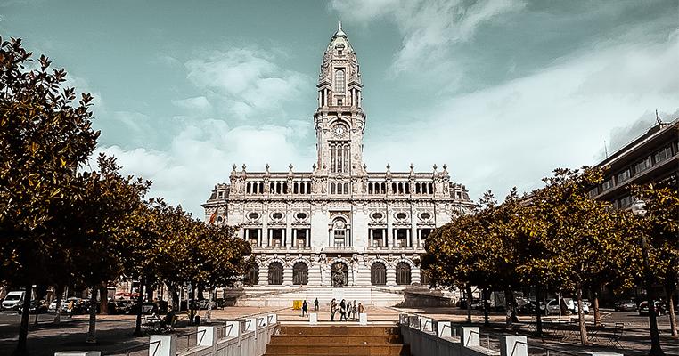<b>Concurso Público</b> - Município do Porto