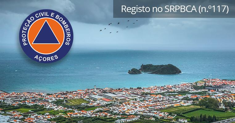 <b>Entidade Registada</b> no SRPBCA