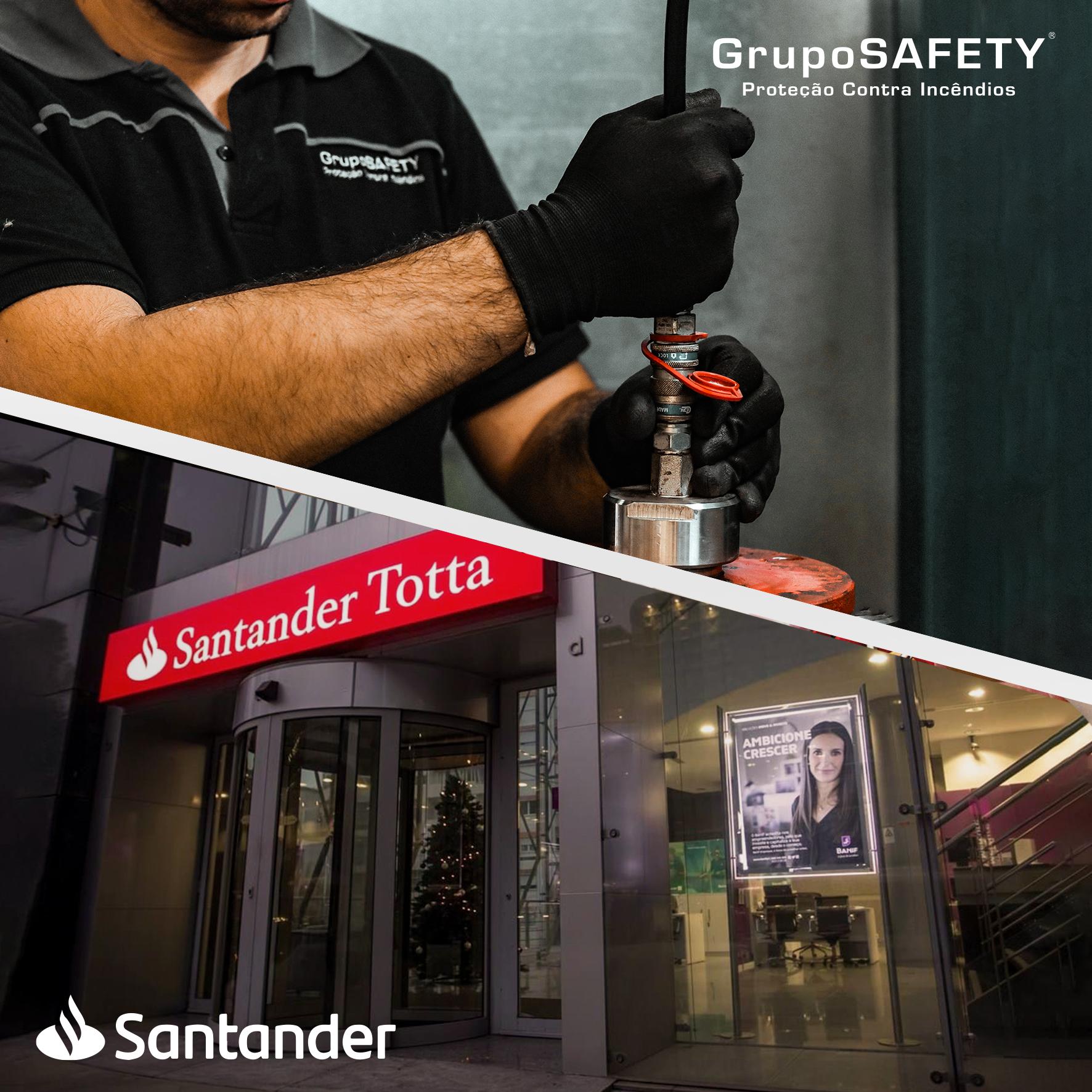 <b> Concurso Público</b> - Banco Santander Totta S.A.